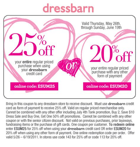 Dress Barn Coupon Dressbarn Coupon Codes October 2015 Coupon For Shopping
