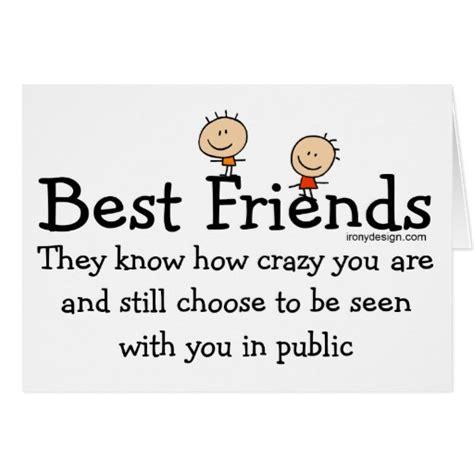 card best friend best friends cards zazzle