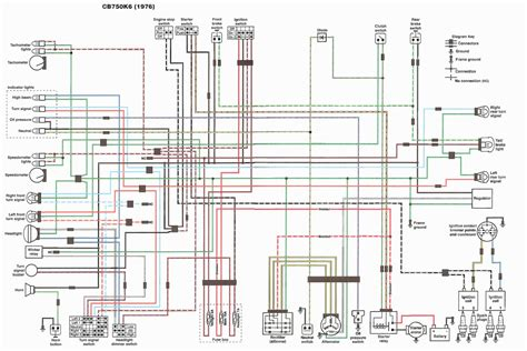 honda cb750 wiring diagram wiring diagrams wiring diagram