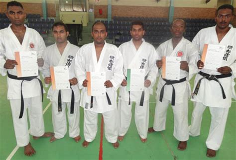 skif karate team skisa aus 2012 shotokan karate international