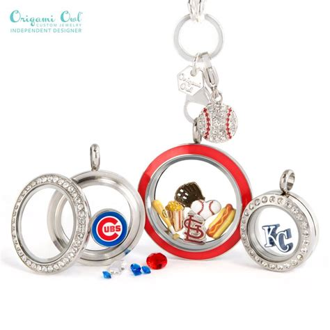 Origami Owl Official Website - origami owl 2016 collection baseball lockets www