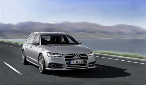 Audi A6 Facelift 2015 by 2015 Audi A6 Facelift Makes Video Debut In Avant Ultra