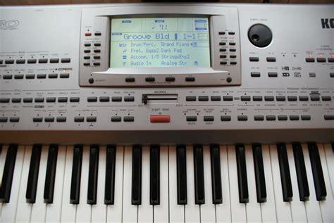 Keyboard Korg Pa Series korg pa80 image 12514 audiofanzine