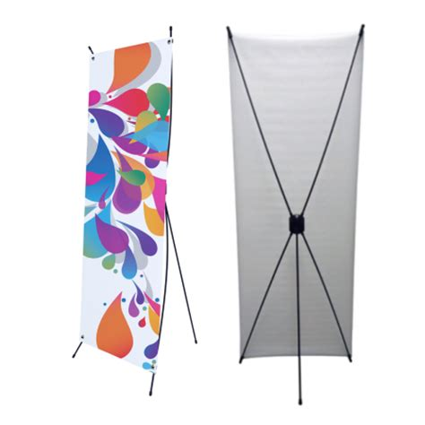 Cetak X Banner X Banner x banner stands trade show event display fast shipping