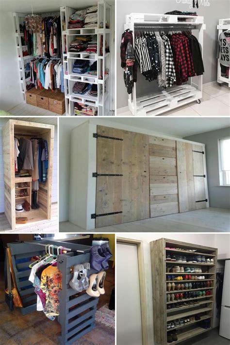 ideas para hacer armarios las mejores ideas con palets para hacer muebles handbox