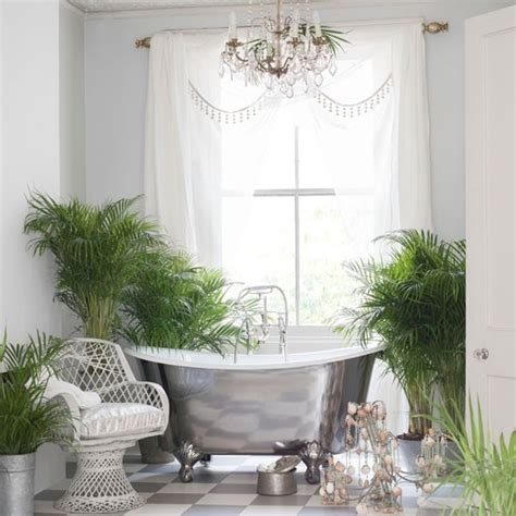 bathtub decor 42 amazing tropical bathroom d 233 cor ideas digsdigs