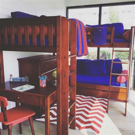 corner bunk bed combine two or more beds corner loft beds triple quad