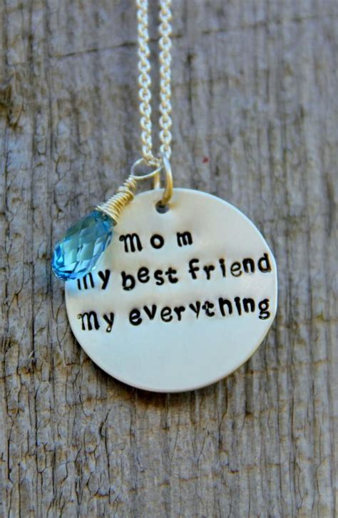 best presents for mom ready to ship mom necklace daughter gift i love mom no 1 mom mom my best friend