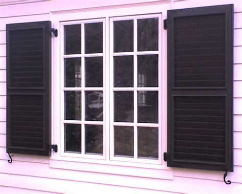 Window Shutters Exterior Window Shutters You To See Traba Homes