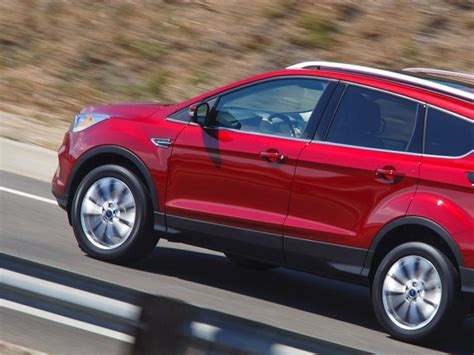 Small Ford Suv by 12 Recommended Small Suvs With Awd Ny Daily News