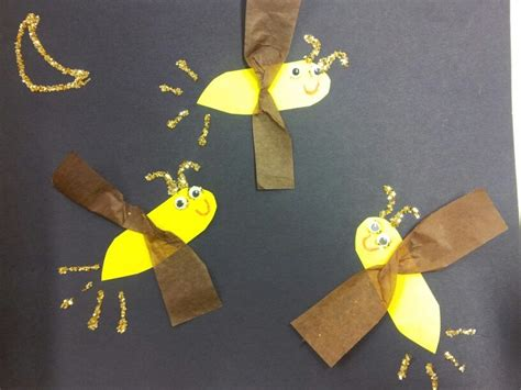 bug crafts for 17 best ideas about lightning bug crafts on