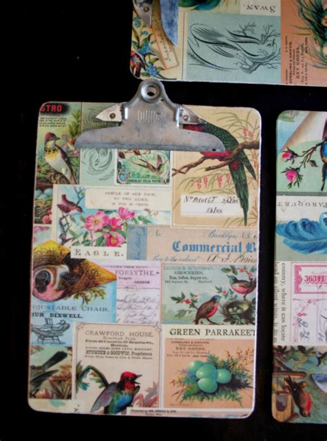 decoupage clipboard andrea creates decoupage clipboards a partial tutorial
