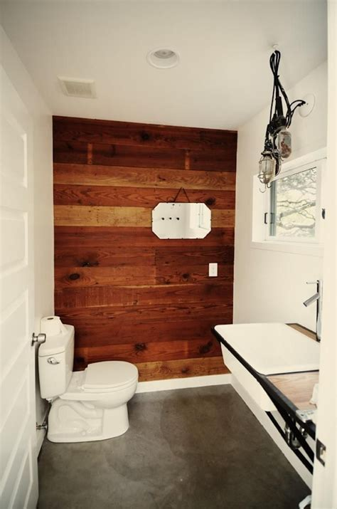 bathroom wood walls 10 favorites wood paneled baths by