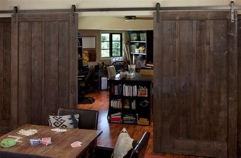 Ways In Which You Can Creatively Incorporate Barn Doors Office Barn Doors