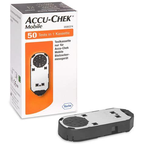 Accu Mobil accu chek 174 mobile testkassette shop apotheke