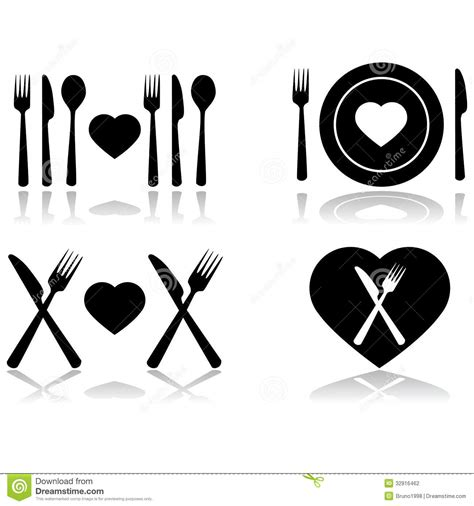 Fancy Dining Room dinner date stock photography image 32916462