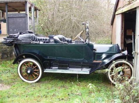 vintage cer awning 1913 overland roadster for sale classic cars for sale uk
