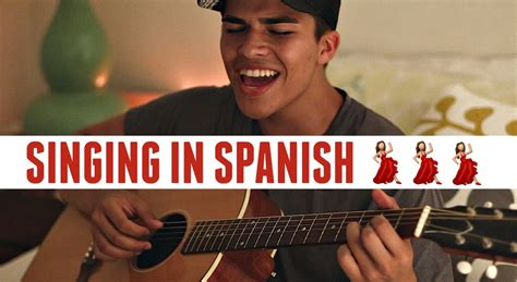 singing in spanish solamente t 207 by pablo albor 224 n cover by alex aiono youtube