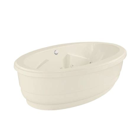 whirlpool jetted bathtub with drain