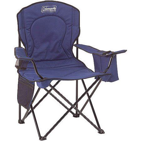 Cooler Pouch Chair by Coleman Oversized Chair With Cooler Pouch Walmart
