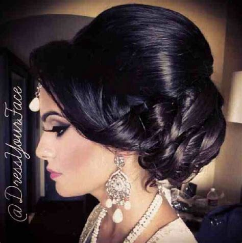 indian updo hairstyles videos indian bun hairstyles for long hair