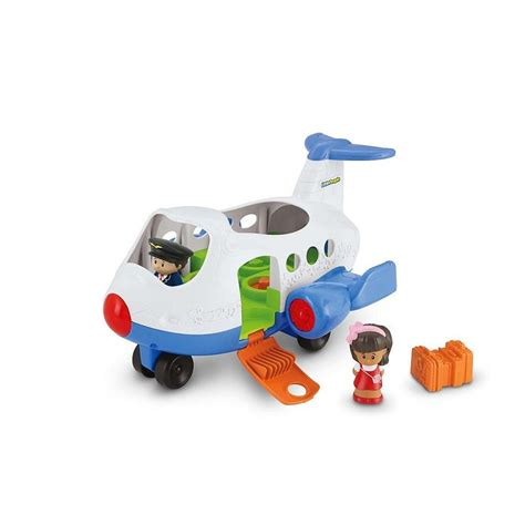 fisher price airplane swing fisher price little people lil movers airplane english