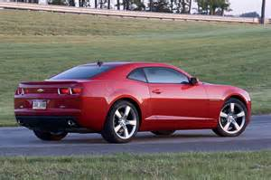 2010 chevy camaro officially unveiled with 422 hp the