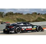 Successful Week Of Testing For Mercedes AMG DTM Team