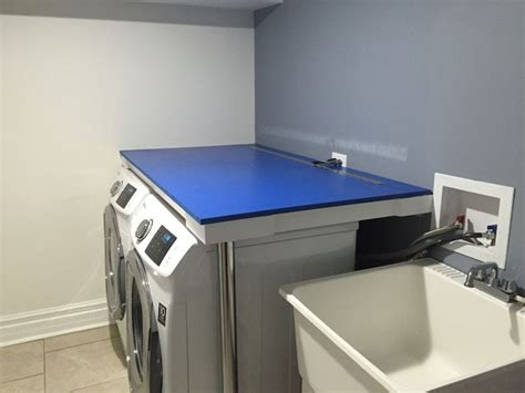 Laundry Room Countertop Washer Dryer by 17 Best Ideas About He Washer And Dryer On