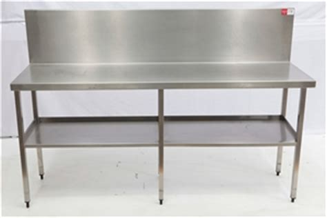 free standing kitchen bench free standing stainless steel kitchen preparation bench