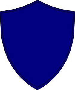 blue shield clip art at clker com vector clip art online royalty free amp public domain