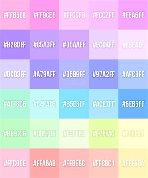 made a pastel palette pastelette for myself in