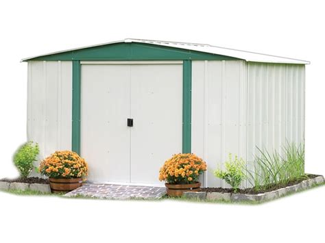 10 X 20 Shed With Floor - arrow sheds 10 x 8 shed with floor kit