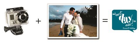 GoPRO >> The Secret to Capturing your Hawaii Wedding?s
