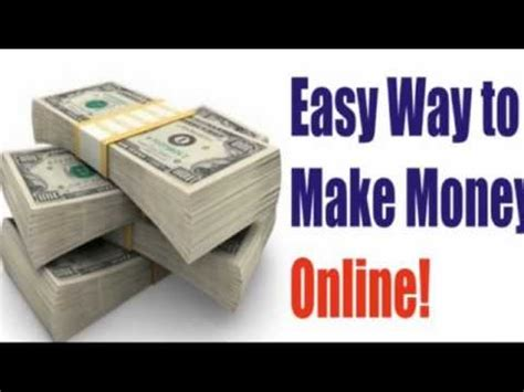 Make Money Online At Home Free - how to make money online today free ways to make cash from your computer at home youtube
