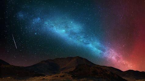 starry night wallpaper for mac starry night over the desert wallpaper nature hd