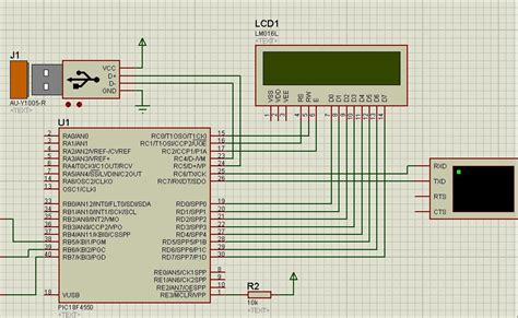 tutorial ccs c ccs pic c lcd embedded laboratory