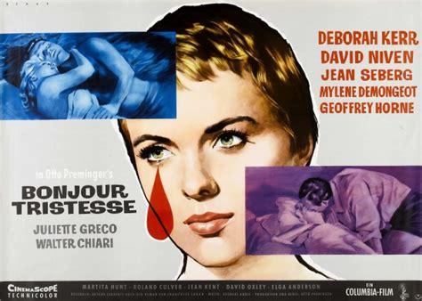 bonjour tristesse movie review bonjour tristesse 1958