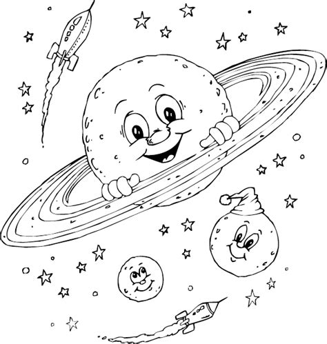 planets coloring pages coloring pages for planet saturn coloring pages