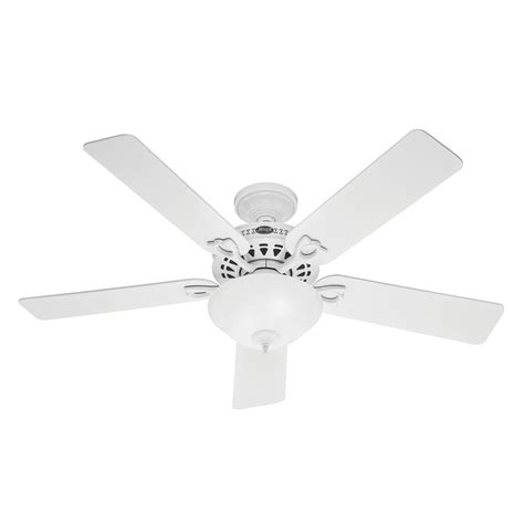 hunter white ceiling fan the gallery for gt hunter white ceiling fan