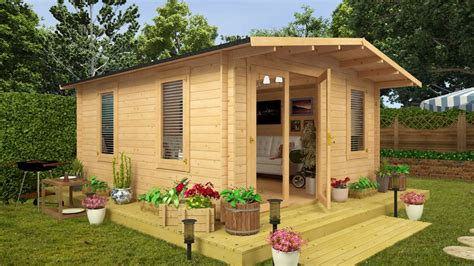 A Garden Shed by 3 Reasons Why A Garden Shed Makes The Best Cave