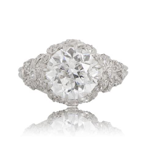 edwardian style wedding rings luxurious navokal