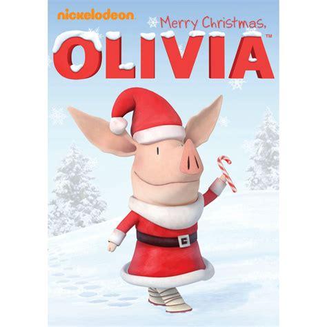 olivia merry christmas olivia dvd   dvd  oct   momspotted