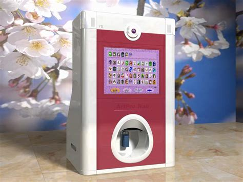 Computerized Nail Machine digital painting computerized nail printing machine