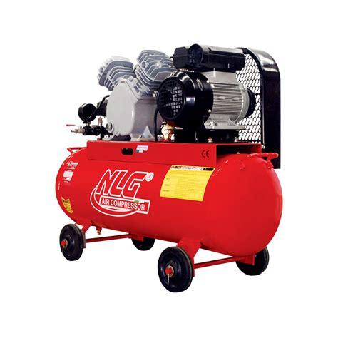 Nlg Air Compressor 24 L Ac 1065 nlg belt driven air compressor kompresor listrik