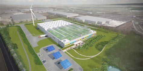 design for green manufacturing the world s largest rooftop farm in chicago vegua
