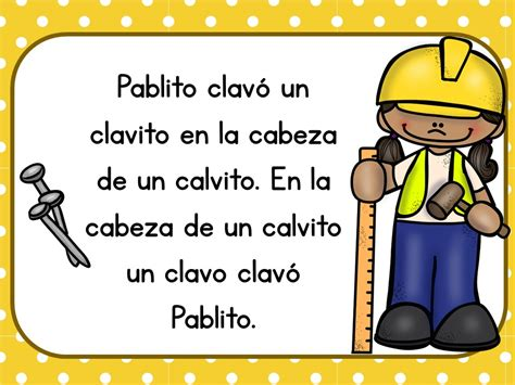 trabalenguas para que se trabalenguas infantiles f 225 ciles para ni 241 os 10 orientaci 243 n and 250 jar recursos educativos