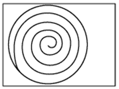 spiral snake coloring page how to draw spral pattern
