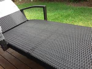Rattan day bed daybed furniture second sun co