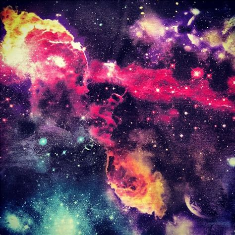 Galaxy Print quot galaxy print 1 quot by bitsnake redbubble